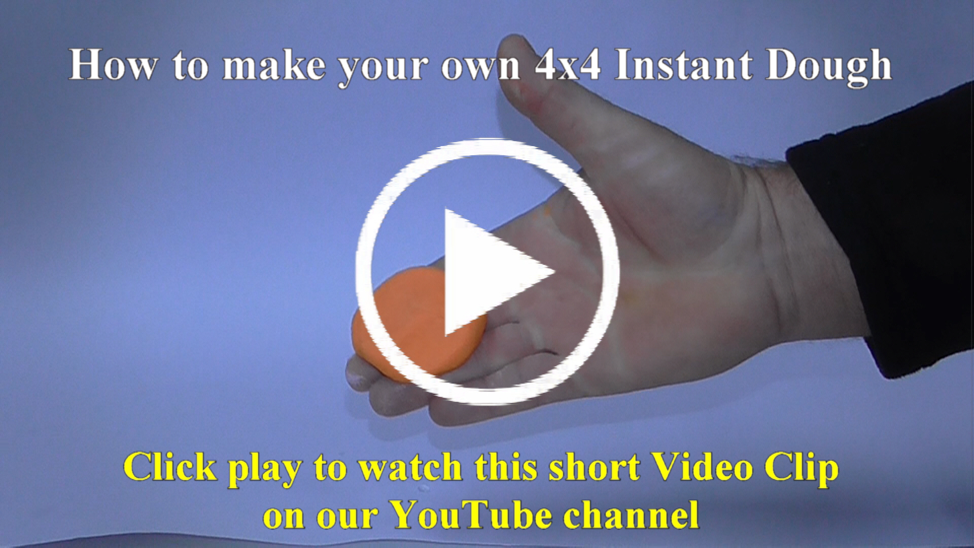 How to make your own 4x4 instant dough Thumbnail